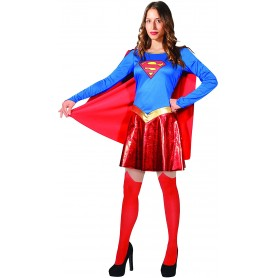 Ciao 11679 - Costume Supergirl Adulto