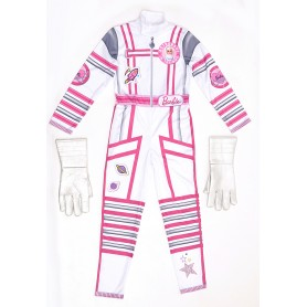 Ciao 11559 - Costume Barbie Astronauta