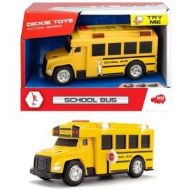 Simba 2017 - Dickie - Scuola Bus Luci e Suoni 15 cm