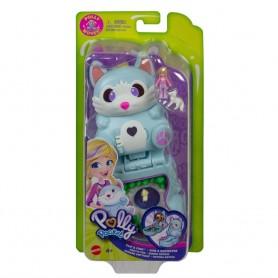 Mattel GTM56 - Polly Pocket - Cofanetti Flip Ass.