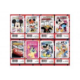 Marpimar DF08 - Biglietti Auguri Disney Metal Conf. 16 pz