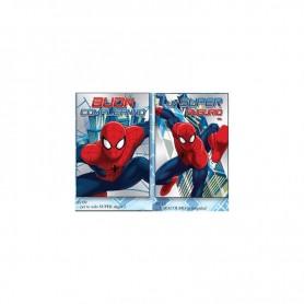 Marpimar AV09 - Biglietti Compleanno Spiderman Conf. 12 pz
