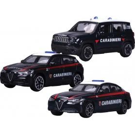 Goliath 90623 - Burago - Auto Security Polizia Carabinieri Scala 1:43