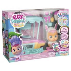 Imc Toys 80867 - Cry Babies - La Pasticceria Mobile di Coney