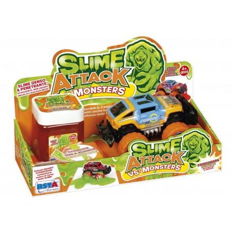 Rstoys 11146 - Slime Monster Attack con Auto Fuoristrada