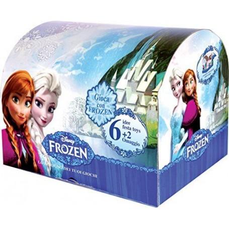 Ciao 28161 - Forziere Festa con Accessori Frozen