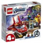 Lego 76170 - Marvel Avengers - Iron Man Vs. Thanos