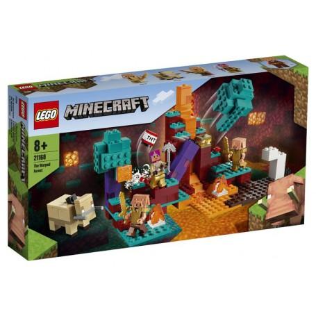 Lego 21168 - Minecraft - La Foresta Deformata