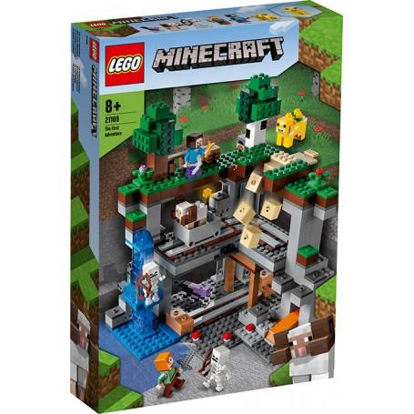 copy of Lego 21168 - Minecraft - La Foresta Deformata