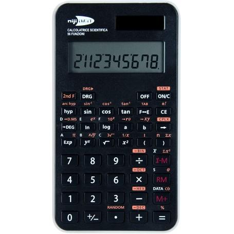 Lebez 61825 - Calcolatrice Scientifica 10 Cifre