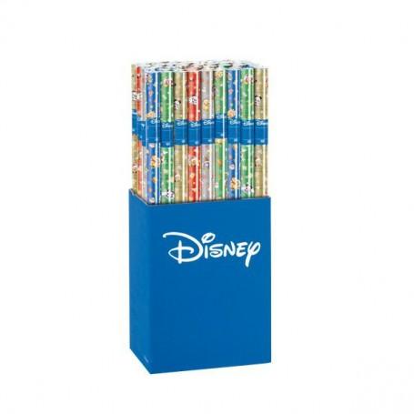 Sadoch 4382 - Rotolo Carta Regalo Disney 70 x 200 Ass.