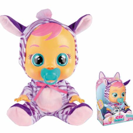 Imc Toys 80140 - Cry Babies - Zena