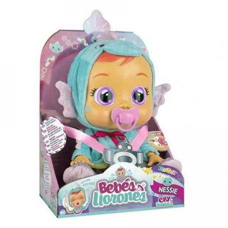 Imc Toys 81352 - Cry Babies - Fantasy Nessie