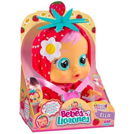 Imc Toys 83127 - Cry Babies - Tutti Frutti Wave 2 Ass.