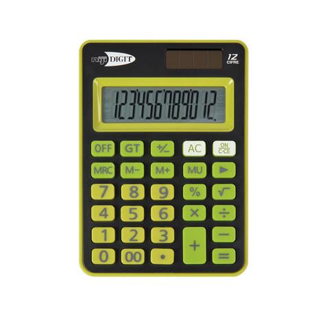 Lebez 61792 - Calcolatrice 12 Cifre 12x8,5 cm