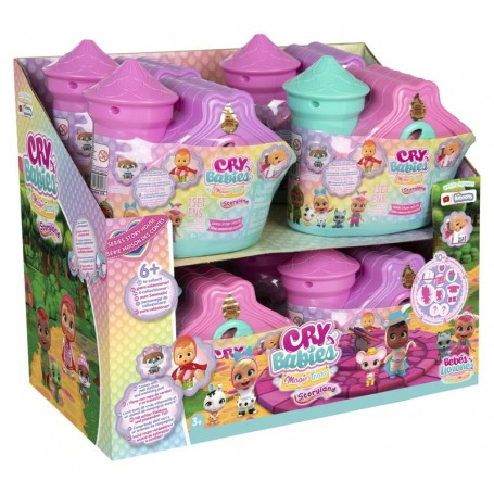 Imc Toys 82533 - Cry Babies - Cry Babies Storyland