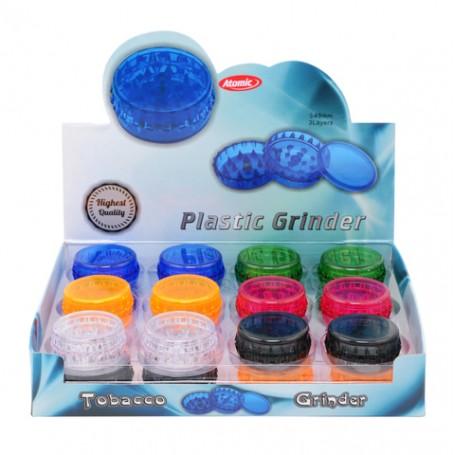 Trober 12465 - Grinder Plastica D.48mm Conf.12 pz