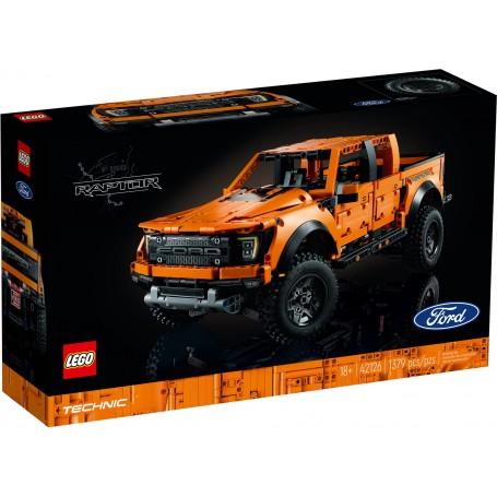 Lego 42126 - Technic - Ford F-150 Raptor