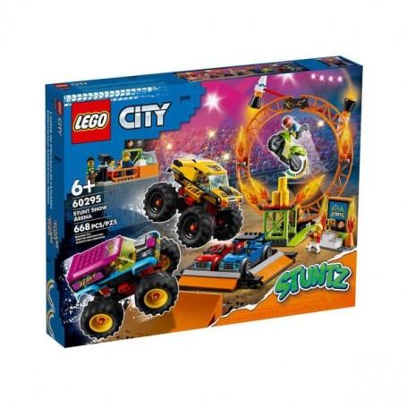 Lego 60295 - City - Arena dello Stunt Show