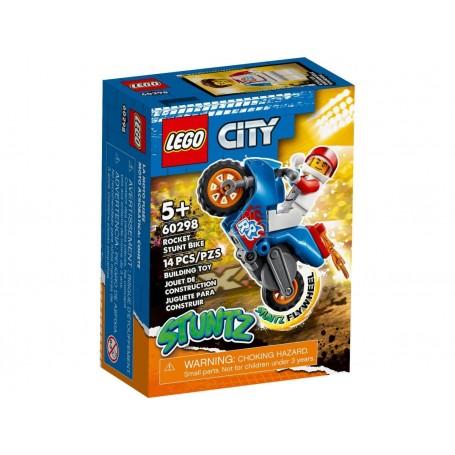 Lego 60298 - City - Stunt Bike Razzo