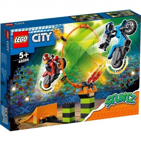 Lego 60299 - City - Competizione Acrobatica