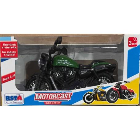 Rstoys 11199 - Motociclette Scala 1:24 Ass