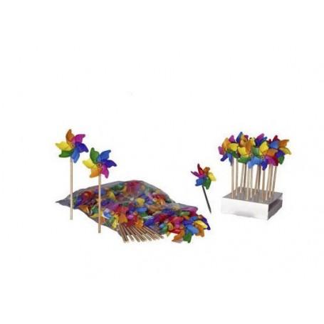 Giobas 51 - Confezione 48 Mini Girandole