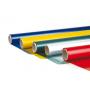 Plast 500 - Rotolo Copri Libri Buccia 5 mt Colori Assortiti