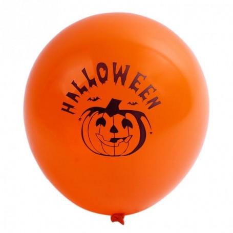 Ciao 30396 - Palloncini con Decoro Happy Halloween