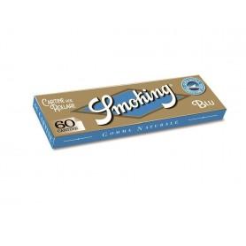 Smoking 1107 - Cartine Smoking Blu Corte