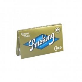 Smoking 1262 - Cartine Smoking Oro Corte Doppie