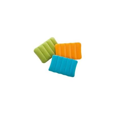 Intex 68676 - Cuscino Floccato Colorato 43x28x9 cm.