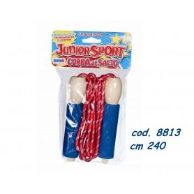 Rstoys 8813 - Busta Corda Salto Junior Sport