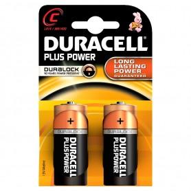 Duracell 215 - Blister 2 Pile 1/2 Torcia C