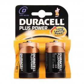 Duracell 253 - Blister 2 Pile Torcia D