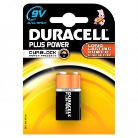 Duracell 492 - Blister Pila 9 Volt Transistor MN 1604