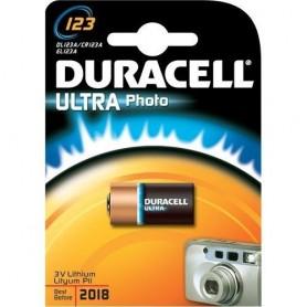 Duracell 123 - Pila Duracell CR123A 3V
