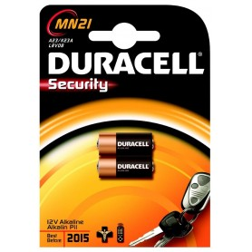 Duracell 969 - Blister 2 Pile 12V MN21