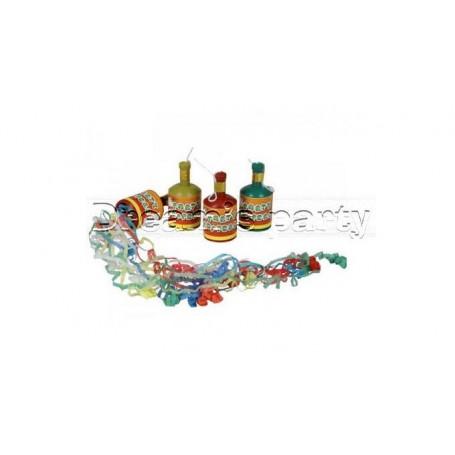 Borgonovo 116A - Bottigliette Spara Stelle Filanti