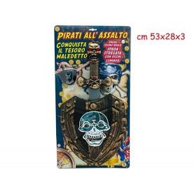 Teorema 64058 - Blister Armi Pirati All'Assalto
