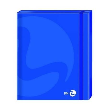 Bm 111061 - Cartella Porta Documenti con Elastico Maxi Colors Dorso 7
