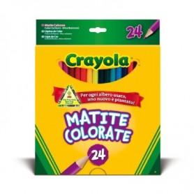 Crayola 3624 - Pastelli 24 Colori
