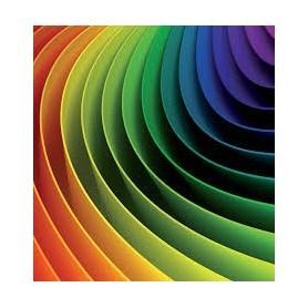Fabriano 3221 - Cartoncino Bristol 200 gr. Colorato 50x70 cm.